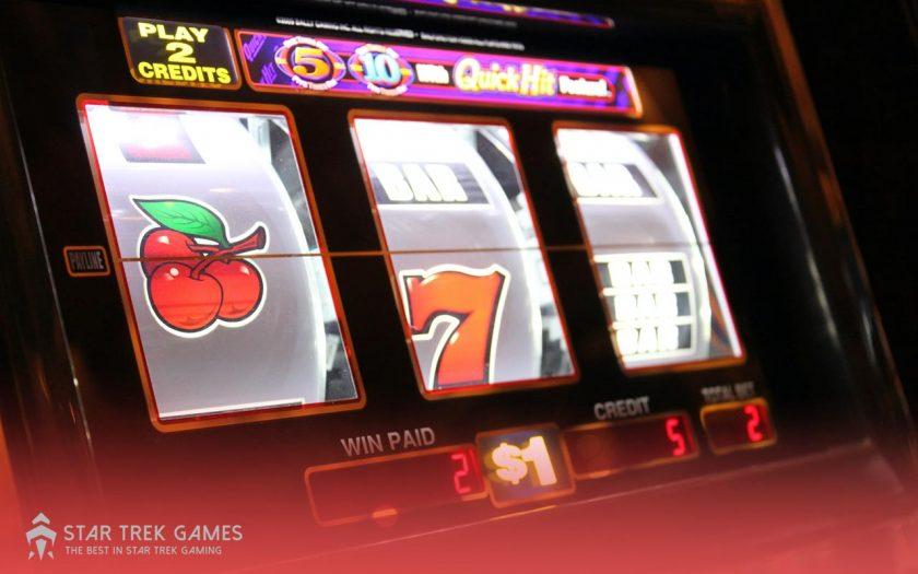 Star Trek Casino Slot Machine